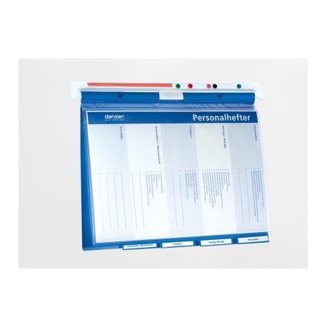 Personalhefter Kunststoff 4 Register