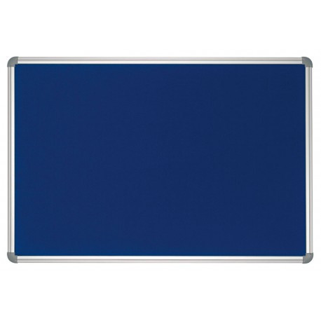 Pinboard ufficio, feltro,  90 x 180 cm