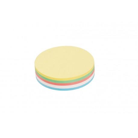 Schede moderazione, rotondo, Ø 13,5 cm, 250 pz / pacco