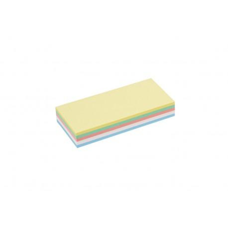 Schede rettangolari,  9,5 x 20 cm, 250 St/Pack