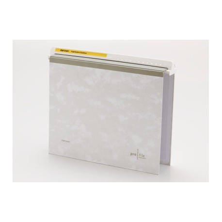 cartelle pensili pro.file 6 cm