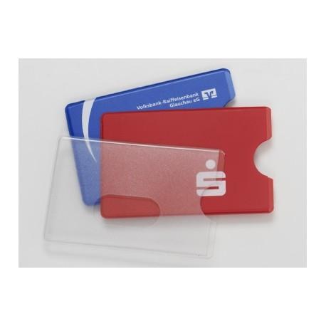Kartenbox für Kreditkarte