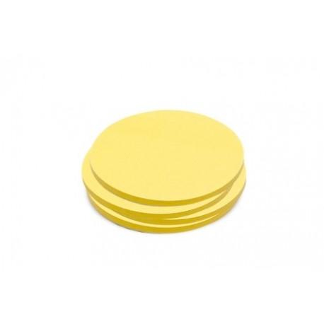Schede  adesive rotonde piccole