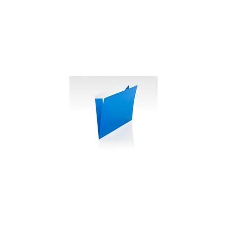 Cartella Elegance Blu 250gr