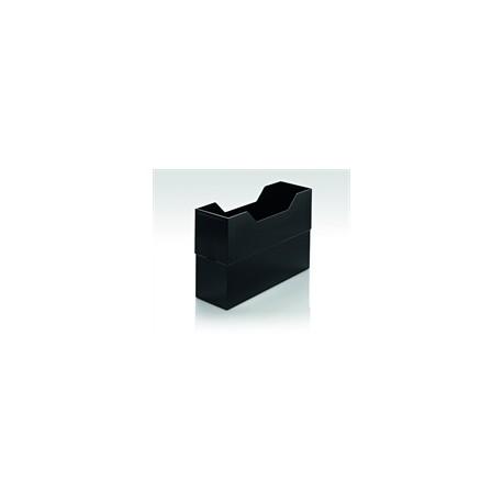 Kunststoffboxen Schwarz