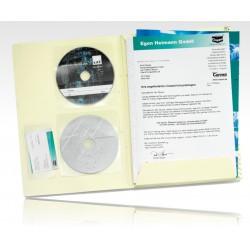 Tasca adesiva per CD Set da 100