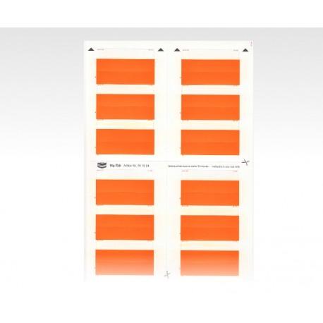 Big-Tabs arancione
