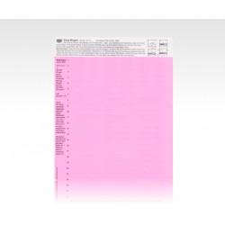 StripTabs rosa 10 x 28,75 mm