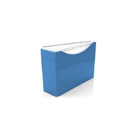 Box PVC azzurro