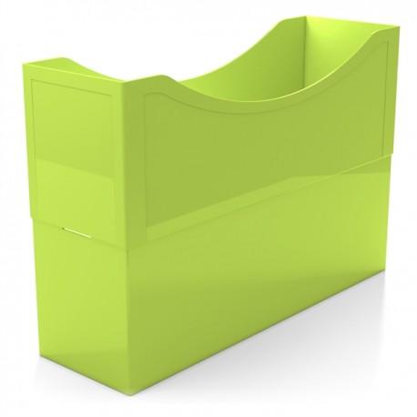 Kunststoffboxen Lime green